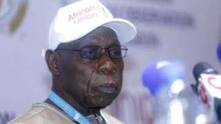 Olusegun Obasanjo wahoze ari Perezida wa Nigeria