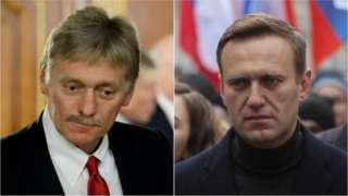 Peskov - Navalnı