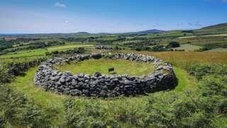 Tynwald Site, Baldwin courtesy Peter Killey