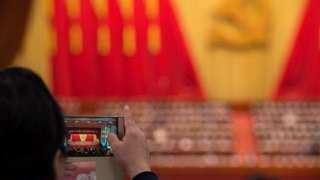중국 공산당원은 의무적으로 앱을 설치해야 한다