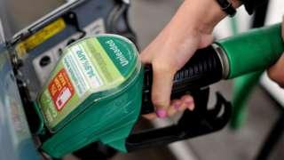 Asda petrol pump