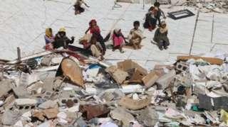صدها غیرنظامی در یمن نیازمند کمک های بشردوستانه سازمان ملل هستند