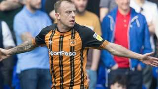 Kamil Grosicki had not scored since the 2-0 win at home to Stoke on 2 February
