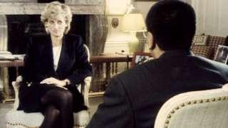 马丁·巴希尔采访戴安娜王妃