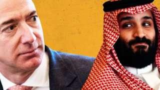 محمد بن سلمان او جف بيزوس