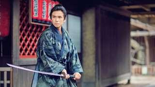 Samurai in movies
