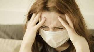 Коронавирус пандемияси туфайли стресс
