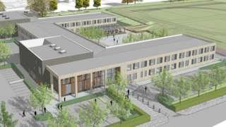New Cheltenham school