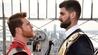 Canelo and Fielding