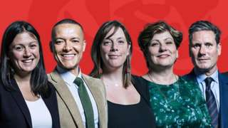 Likely Labour leadership contenders