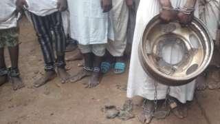 Awọn eeyan lahamọ ni Kaduna