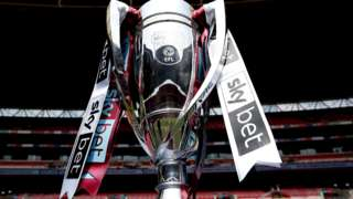 Play-off trophy