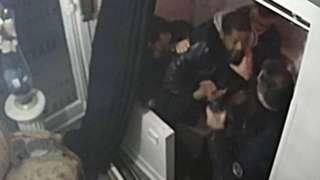Attack on Michel Zecler captured on CCTV