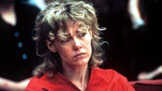 MARY KAY LETOURNEAU IN COURT, SEATTLE, AMERICA - 6 FEB 1998