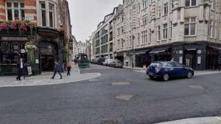 Glasshouse street