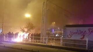 منابع حقوق بشری و غیر رسمی تعداد کشتهشدگان اعتراضات آبان ماه را بین ۱۴۰ تا ۳۳۰ نفر برآورد کردهاند