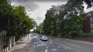 Camden Road, north London