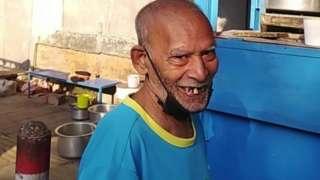 बाबा का ढाबा चलाने वाले कांता प्रसाद