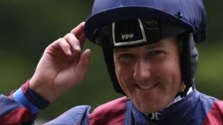 Jockey Tom Queally