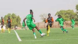 South Sudan women's football