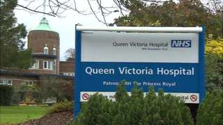 Queen Victoria Hospital, East Grinstead