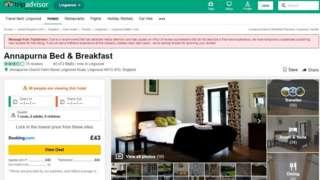 Annapurna Bed & Breakfast