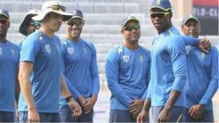 جنوبی افریقی ٹیم