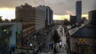 Churchill Way, Cardiff