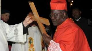 Cardinal Laurent Monsengwo yamaze imyaka 8 ari Arkepiskopi wa Kinshasa