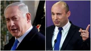 Нетаньягу і Беннет