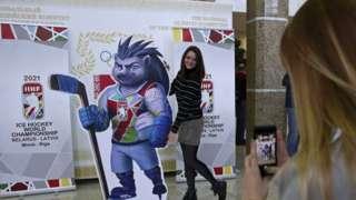 Чемпионат мира по хоккею должен был пройти в Минске и Риге