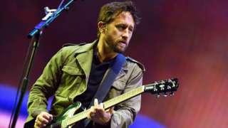 Foo Fighters guitarist Chris Shiflett