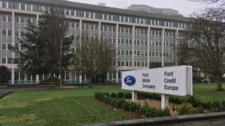 Ford HQ, Brentwood