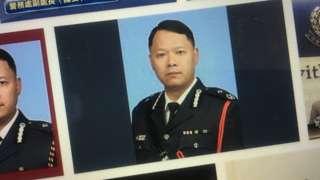 蔡展鹏去年7月获晋升至香港警务处高级助理处长,掌管当时刚成立的国家安全处。