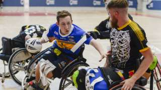 Wheelchair Challenge Cup final