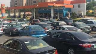 Fuel scarcity Abuja: