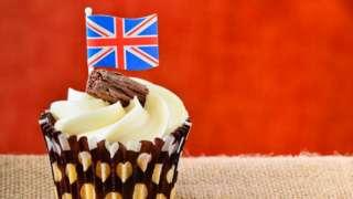 Cupcake-with-British-flag.