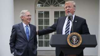 Trump and McConnell