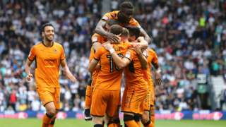 Wolves had not won in four visits to Pride Park since a 3-2 win in April 2009