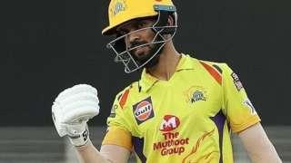 IPL 2020: Rituraj's bat says, Chennai win over Bangalore
