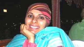 Silvat Zafar during chemo