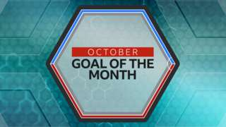 October's Goal of the Month