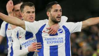 Florin Andone (right)