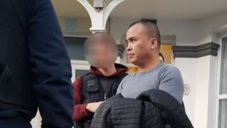 Chan was a 'big player' in the international people smuggling network