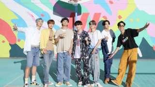 방탄소년단은 하반기에 새 앨범 발매를 목표로 작업을 진행하고 있다