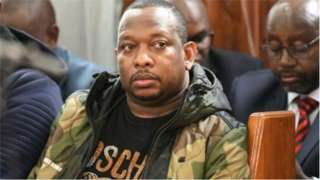 Mike Sonko Mbuvi
