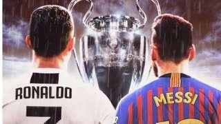 Ronaldo ati Messi