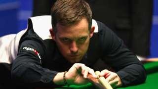 Welsh snooker player Jamie Jones