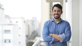 Julio Viana, de 31 anos, em foto de arquivo