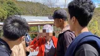 Người phụ nữ Việt được cho là hành hung hai nữ du khách Thái Lan